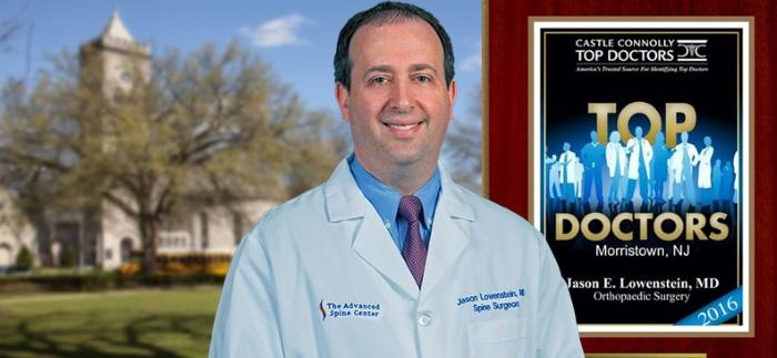 top-doc-lowenstein - The Advanced Spine Center