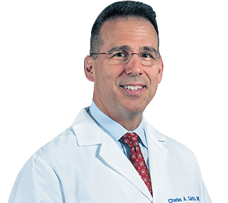 Dr. Charles Gatto, spine surgeon