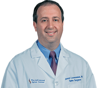 Dr. Lowenstein, orthopedic spine surgeon
