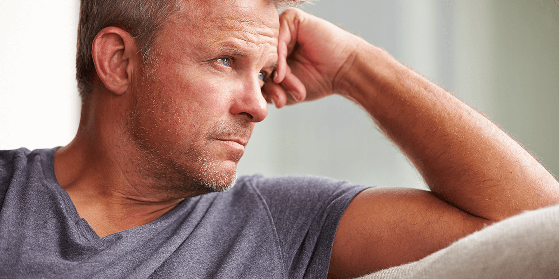 man undergoes pre-surgical psychological screening