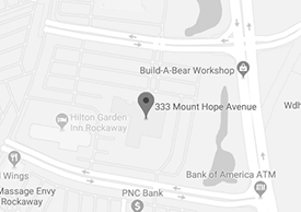 Rockaway, NJ Map