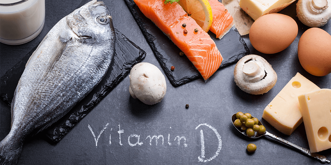 Food-based Vitamin D sources